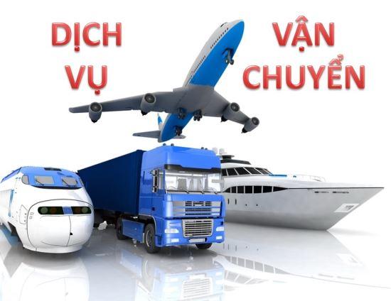 Dịch vụ vận chuyển
